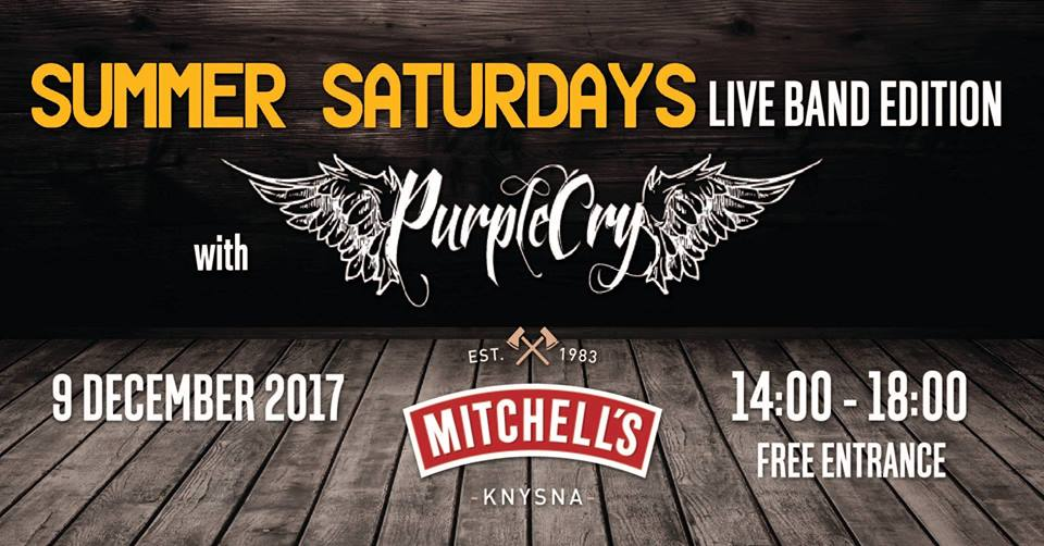 9 Dec 2017 Mitchells